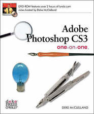 Adobe Photoshop CS3 One-On-One-ExLibrary