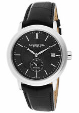 NEW Raymond Weil Maestro Automatic Second Men's Automatic Watch 2838-STC-20001