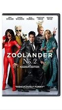 The ZOOLANDER No. 2 DVD 2015 2016 Pre Order By 5/24/16 BRAND NEW SEALED Original