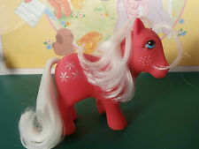 My Little Pony Snowflake Spain nirvana Beauty!  kleines petit poney vintage G1