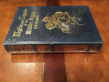 Easton Press Myths and Legends of the Middle Ages SEALED