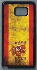 case carcasa dura case-Samsung Galaxy S6, bandera espana