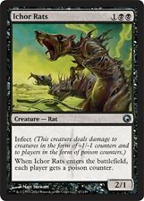 2x Ratti dell'Icore - Ichor Rats MTG MAGIC SoM Scars of Mirrodin English
