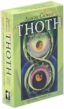 Authentic Aleister Crowley 'Thoth'  Tarot cards Sealed Deck, Occult Magick,
