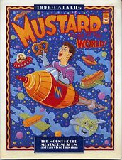 Mount Horeb WI Mustard Museum 1996 Catalog Out Of This World Barry Levenson