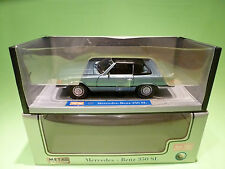SUN STAR 1:18 MERCEDES BENZ  350 SL -  RARE SELTEN - GOOD CONDITION IN BOX