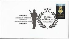 US 4823b Medal of Honor Vietnam War Army FDC 2015