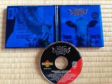 AEROSMITH  PERMANENT LIVE ROCKERS rare collector CD