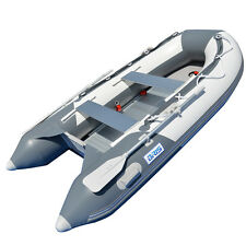 9.8 ft Inflatable Boat Inflatable Dinghy Boat Yacht Tender Fishing Raft