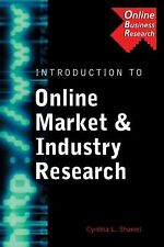 Introduction to Online Market and Industry Research (Business Reasearc-ExLibrary