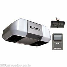 LiftMaster 8355 3280 1/2 HP AC Belt Drive Garage Door Opener MyQ W/O Rail