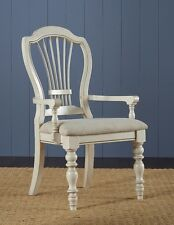 Hillsdale 5265-803 Pine Island Wheat Back Arm Chair - Set of 2 NEW
