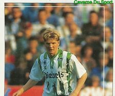 219 STEFAN EFFENBERG 1 GERMANY TOP-STARS IN ACTION STICKER FUSSBALL 1995 PANINI