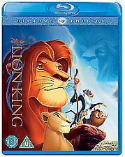 The Lion King (Blu-ray, 2012) BRAND NEW - UK RELEASE