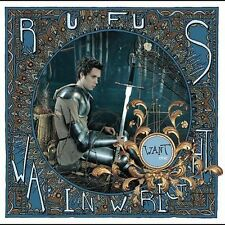 2 CD lot - Want One and Two by Rufus Wainwright (CD, Sep-2003, Dreamworks SKG)