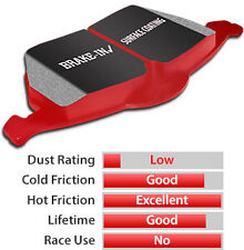 EBC REDSTUFF BRAKE PADS REAR DP3690C TO FIT M3 (E30/E36)