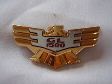 Goldwing GL1500 Side Cover Emblem ( H83606-MT8-770 ) Year 1988-2000