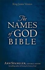 "KJV ""THE NAMES OF GOD"" HARDBACK BIBLE + JESUS FILM DVD"