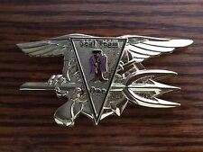 U.S. Navy SEAL Team DEVGRU NSW ST1 Command Coin