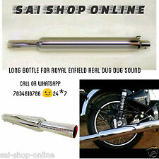 Customised Bada Punjab Silencer/Exhaust for Royal Enfield Bullet classic 350cc