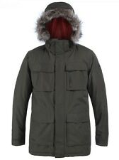 REGATTA MENS SKYSAIL PARKA WATERPROOF COAT BLACK or GREEN RMP168