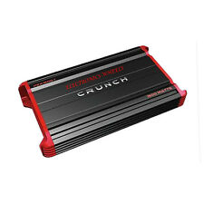 BRAND NEW! CRUNCH PZX1500.1 Class A/B Mono Block Car Amplifier 1500W Peak Power