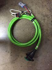 Navistar 9' Trailer Cable Socket Long SLPR 7 Way Trailer Plug Cord Connector New
