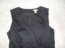 Vestito Abito H&M Tg 48 Ita  senza maniche in Cotone Sagomato  COMPRALO SUBITO