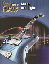 Holt Science and Technology: Sound and Light Short Course O