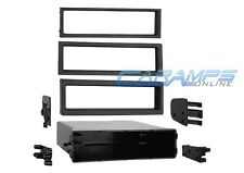 NEW CAR STEREO PLAYER DASH INSTALL MOUNTING KIT INSTALLATION MOUNT TRIM