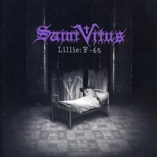 Saint Vitus - Lillie: F-65 CD 2012 classic doom Season of Mist