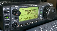 Icom IC-706 HF Transceiver IF output for Pan Adapter