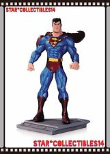 "DC Collectibles Superman Man of Steel Ltd Edition Ed McGuinness Statua 7.5"" NUOVO"