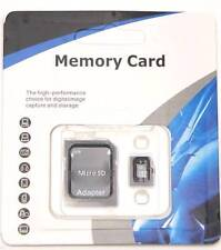 32GB Micro SD TF Memory Card Class 10 W/ SD Adapter For Smart Phones Tablet UK