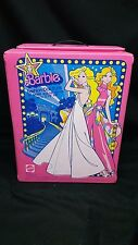 Vintage 1977 Barbie Fashion Doll Trunk Case