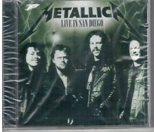 Metallica - Live In San Diego Brazil only RARE