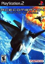 Ace Combat 4 PS2 Playstation 2 Game Complete