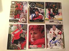 Eric Lindros SIGNED 11/12 OPC O-PEE-CHEE MARQUEE LEGEND card PHILADELPHIA FLYERS