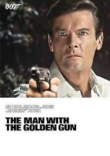 The Man with the Golden Gun (DVD, 2015)
