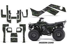 AMR Racing Kawasaki Bayou 250/300 Graphic Kit Wrap Quad Decals ATV 03-12 MOD CAM
