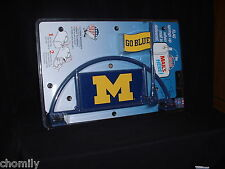 Mail's Here Mailbox Postal Alert Mailbox Topper - Michigan - Go Blue