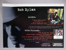 "Bob Dylan ""30th Anniversary Concert Collection"" PRINT AD - 1993"