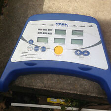 YORK FITNESS INSPIRATION TREADMILL (CONSOLE  FOR SALE) OTH PRT AVAILABLE *ORK