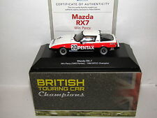 Atlas Editions Mazda RX-7 Win Percy británico de 1980 Touring Car campeón 1/43