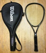 Wilson Sledge Hammer 6.3 OS 110 Tennis Racquet 4 3/8 (WITH Case)