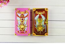 Two Sets 52+54 Hope Cosplay Card Captor Sakura Clow Cards Free Shipping New