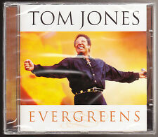 TOM JONES - EVERGREENS - 16 TRACKS (2006) - NEW & SEALED CD