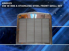 KENWORTH W900A STOCK STYLE GRILL ASSEMBLY COMPLETE KN0915