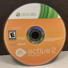 EA Sports Active 2 (Microsoft Xbox 360, 2010) #9561