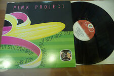 "PINK PROJECT""SPLIT-disco 33 giri BABY italy 1983"" ITALODISCO"